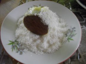 Снимка 6 от рецепта за Сладките на падишаха