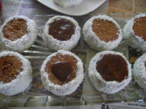 Снимка 7 от рецепта за Сладките на падишаха