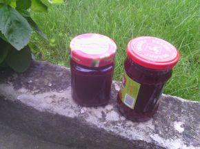Снимка 5 от рецепта за Сладко и сироп от ягоди