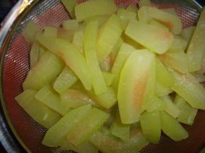 Снимка 3 от рецепта за Сладко  от  динени  кори