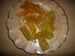 Снимка 5 от рецепта за Сладко  от  динени  кори