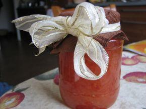 Снимка 1 от рецепта за Сладко от настъргани дюли
