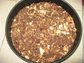 Снимка 4 от рецепта за Сладоледена торта от трохи