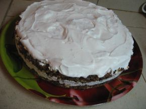 Снимка 8 от рецепта за Сладоледена торта от трохи
