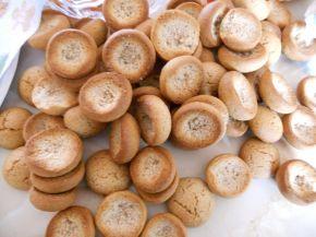 Снимка 2 от рецепта за Слепени меденки