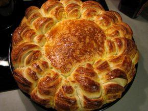 Снимка 1 от рецепта за Слънчева пита