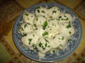Снимка 3 от рецепта за Снежни картофени топки