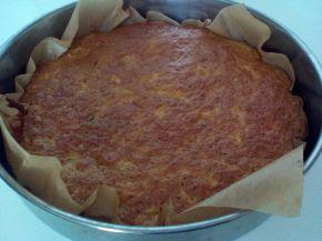Снимка 5 от рецепта за Сочен ябълков сладкиш