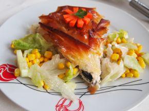 Снимка 10 от рецепта за Солен пай