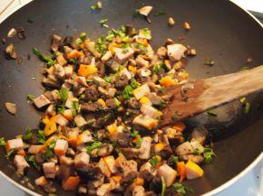 Снимка 2 от рецепта за Солен пай