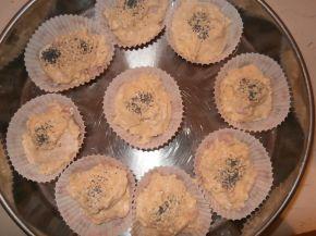 Снимка 2 от рецепта за Солени мъфини - II вид