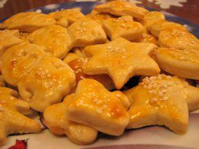 Снимка 1 от рецепта за Соленки с извара