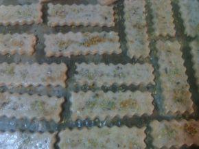 Снимка 3 от рецепта за Соленки с пълнозърнесто брашно
