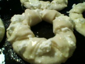 Снимка 2 от рецепта за Соленки със сирене
