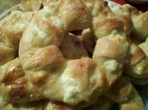 Снимка 6 от рецепта за Соленки със сирене