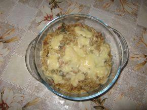 Снимка 2 от рецепта за Спагети с пилешко месо