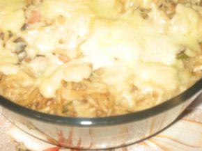 Снимка 3 от рецепта за Спагети с пилешко месо