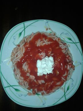 Снимка 2 от рецепта за Спагети