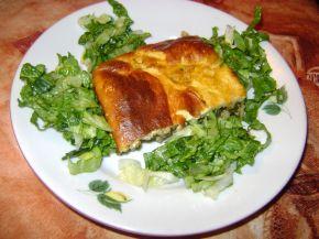 Снимка 5 от рецепта за Спаначена мусака