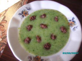 Снимка 2 от рецепта за Спаначена супа с кюфтенца