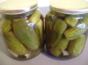 Снимка 5 от рецепта за Кисели краставички