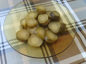 Снимка 6 от рецепта за Кисели краставички