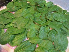 Снимка 4 от рецепта за Стромболи с филе и спанак