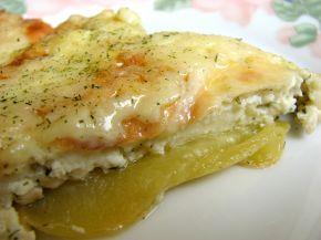 Снимка 1 от рецепта за Суфле от тиквички