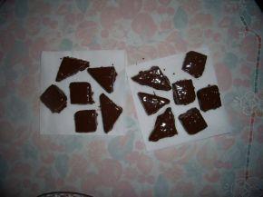 Снимка 2 от рецепта за Сухи пасти с бисквити