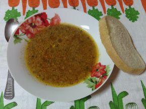 Снимка 2 от рецепта за Супа от белена леща