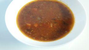 Снимка 4 от рецепта за Супа от белена леща