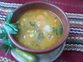 Снимка 4 от рецепта за Супа от бял боб