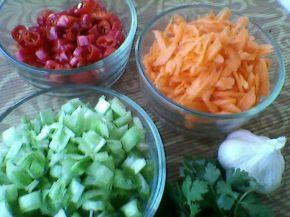 Снимка 3 от рецепта за Супа от чорбаджийски чушки