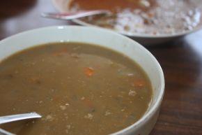 Снимка 5 от рецепта за Супа от леща - II вариант