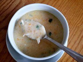 Снимка 2 от рецепта за Супа с прясно зеле