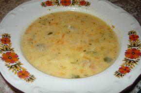 Снимка 5 от рецепта за Супа топчета с картофи
