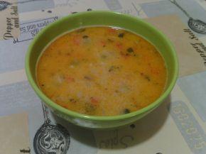 Снимка 2 от рецепта за Супа топчета с рязана туршия