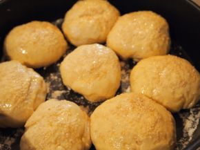 Снимка 3 от рецепта за Сусамови хлебчета