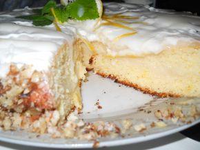 Снимка 5 от рецепта за Свежа лимонова торта