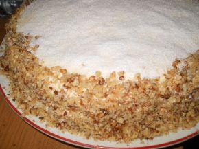 Снимка 5 от рецепта за Свежа торта с кайсиев крем