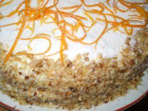 Снимка 6 от рецепта за Свежа торта с кайсиев крем