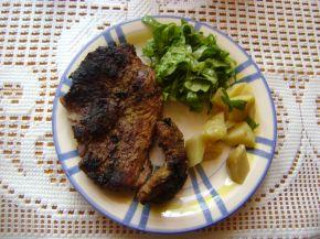 Снимка 5 от рецепта за Свински пържоли