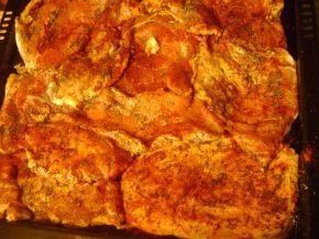 Снимка 2 от рецепта за Свински пържоли на фурна