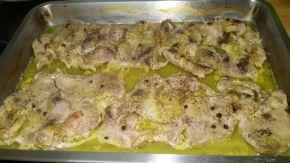 Снимка 3 от рецепта за Свински вратни пържоли на фурна