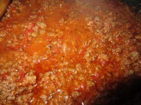 Снимка 3 от рецепта за Талиатели Болонезе