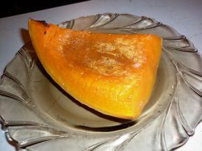 Снимка 2 от рецепта за Тиква на фурна