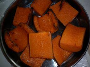 Снимка 3 от рецепта за Тиква на фурна