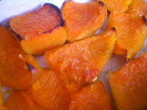 Снимка 4 от рецепта за Тиква на фурна