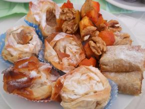 Снимка 2 от рецепта за Тиквеничета - мъфини