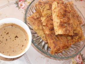 Снимка 2 от рецепта за Тиквеник с домашно точени кори